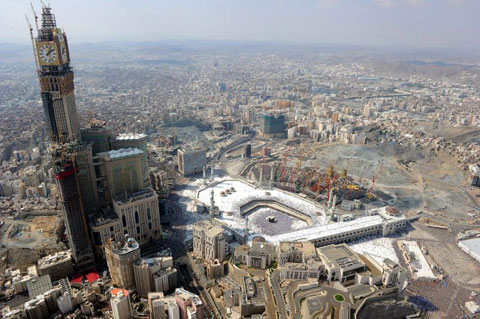Where to stay during Umrah DIY