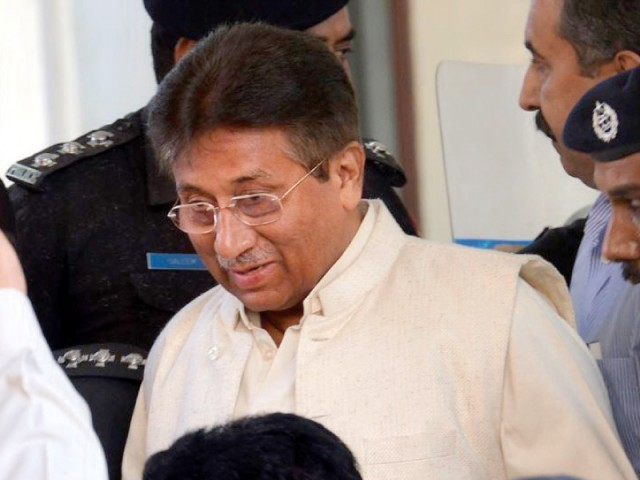 Treason trial: Special Court summons Musharraf to record statement on March 31