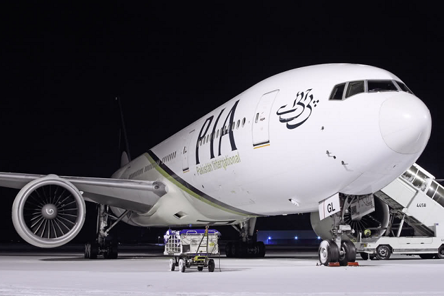 """PIA - The Foreign Secretary Sohail Mahmood has said that Pakistan International Airlines (PIA) remains committed to maintaining the highest standards and quality in its operations. Holding a Video Conference with the Spanish State Secretary for Foreign Affairs Cristina Gallach on July 7, 2020, Sohail Mahmood highlighted Pakistan's concern on temporary suspension of PIA flights into European Union (EU) as follow up to the European Union Aviation Safety Agency's (EASA) recent decision and called for its review. The foreign secretary underlined that all necessary steps were being taken by the government to ensure the highest level of flight safety in PIA operations.  During the Video Conference, the exchange of views covered a broad range of subjects including response to COVID-19 pandemic, Pakistan-Spanish bilateral relations, close cooperation in multilateral fora, and the regional situation. The foreign secretary extended condolences over the loss of precious lives in Spain due to COVID-19 and commended Spain's efforts to contain the Coronavirus and steps to revive the economy.  Sohail Mahmood briefed his Spanish Counterpart on the measures being taken by the government of Pakistan with central focus on saving lives, securing livelihoods, and stimulating the economy. The two sides exchanged views about the socio-economic effects of the pandemic.  The foreign secretary apprised his Spanish Counterpart of Prime Minister Imran Khan's domestic stimulus package as well as his call for """"Global Initiative on Debt Relief"""" for Developing Countries.  The foreign secretary expressed appreciation for Spain's support for the initiative both in EU and G20. The two sides also discussed Pakistan-Spain bilateral trade and economic relations.  The foreign secretary conveyed appreciation for Spain's support for the GSP Plus for Pakistan and also underlined the hope that concerted efforts would be made to safeguard Pakistan-Spain bilateral trade against the challenges posed by COVID-19"""