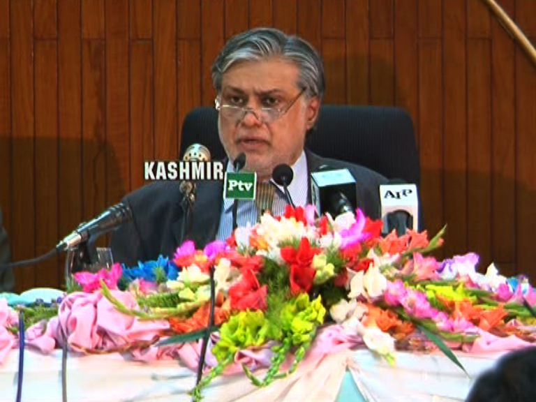 Federal govt to support efforts for improvement in PIA's services: Ishaq Dar