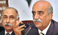 Syed Khurshid Shah elected head of PAC unopposed