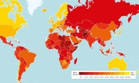 Afghanistan, North Korea, Somalia – world's most corrupt countries; Pakistan ranked 48th from bottom: Transparency International