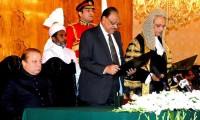 Justice Tassaduq Hussain Jillani sworn in as new Chief Justice