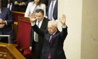 Azarov survives 'no confidence' motion as 186 MPs voted for the motion. Opposition lost
