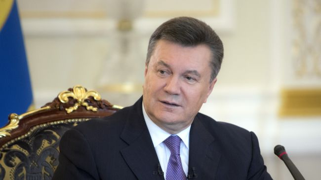 Ukraine crises: Yanukovych reaches agreement with opposition to end violence