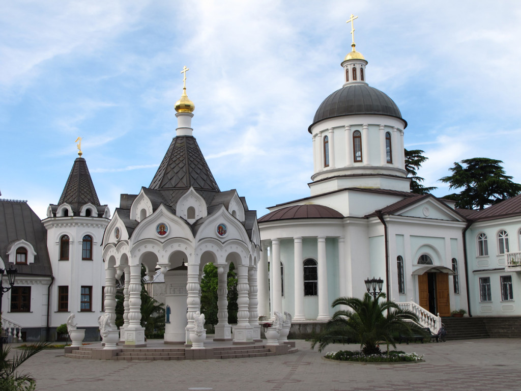 Saint Michael's Cathedral Sochi