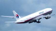 Malaysia airlines flight carrying 239 people crashes in South China Sea