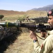 25 mortars fired into Pakistani territory by Afghan border police