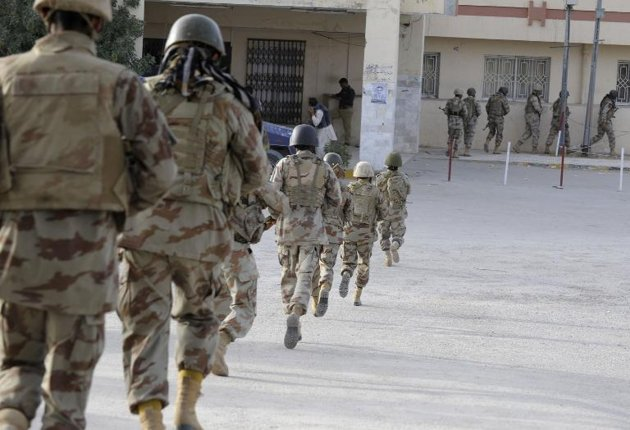 Pakistani security forces rescue 11 foreign hostages in Balochistan's Turbat town