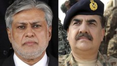 Army chief, finance minister discuss defence budget