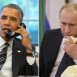 Obama urges Putin to find diplomatic solution to Ukraine crises