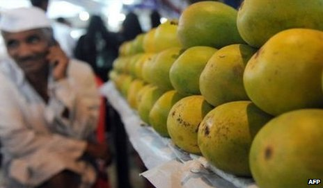 EU bans Indian mangoes, four vegetables