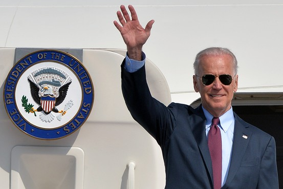 Joe Biden arrives in Ukraine to underscore US support for Kiev