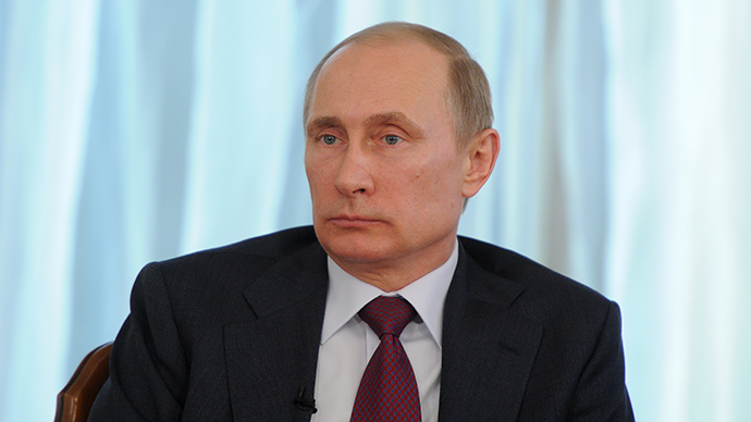 Putin warns Russia could cut natural gas supplies to Ukraine, Europe