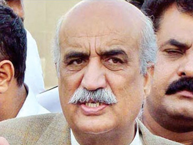 Shah demands withdrawal of additional taxes in next year's budget