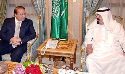 Saudi Arabia assures its continued support for Pakistan