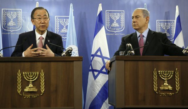 Gaza conflict: UN chief urges Israel to exercise maximum restraint