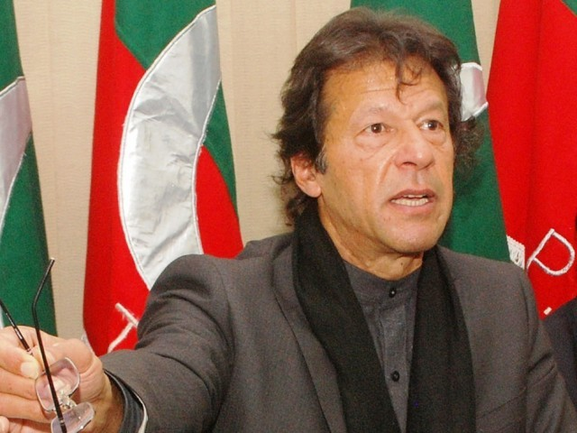 Imran seeks resignations of party's lawmakers, Mazari denies