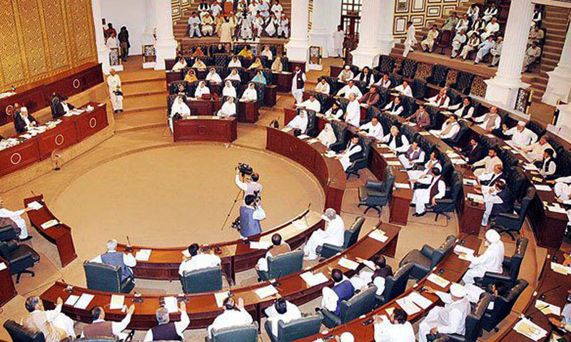 Opposition submits no-confidence motion against KPK CM Pervez Khattak