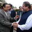 Nawaz, Zardari meets in Raiwind to discuss prevailing political crisis