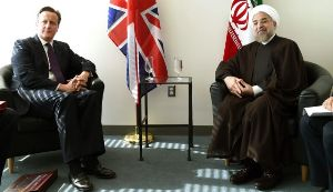 Iran, UK agree to improve bilateral ties
