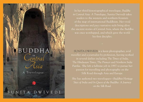 """In search of Buddha-- A journey of thousands mile""-- An interview with a famous Indian travel writer Sunita Dwivedi"