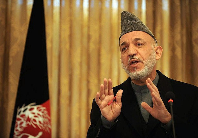 Karzai criticizes US, Pakistan over war on terror in Afghanistan