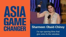 Sharmeen Obaid Chinoy named 2014 Asia Game Changer by Asia Society