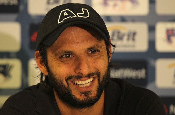 PCB appoints Shahid Afridi as new T20 captain