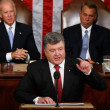 Ukrainian President Poroshenko demands weapons from United States and special security status within NATO