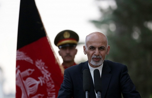 New Afghan President makes first foreign trip to China