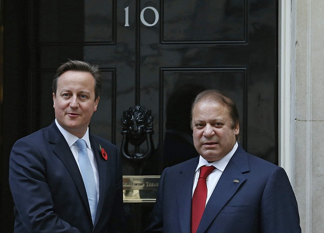 David Cameron invites Nawaz Sharif to attend Afghan conference
