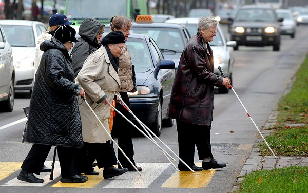 White Cane Safety Day being observed today