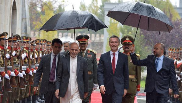 NATO, Afghanistan ready to open new chapter: Jens Stoltenberg