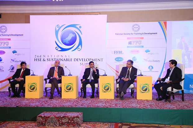 2nd National HSE & Sustainable Development Summit held in Karachi