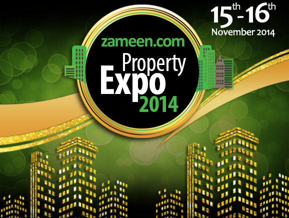 Zameen.com Property Expo 2014 opens in Lahore