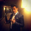 Ali Zafar wins The Most Stylish Import award in India