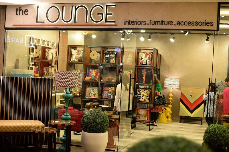'The Lounge' interiors, furniture and accessories store opens at Fortress Square Shopping Mall