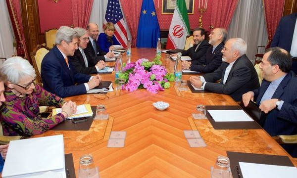 Iran nuclear deal will by June 30