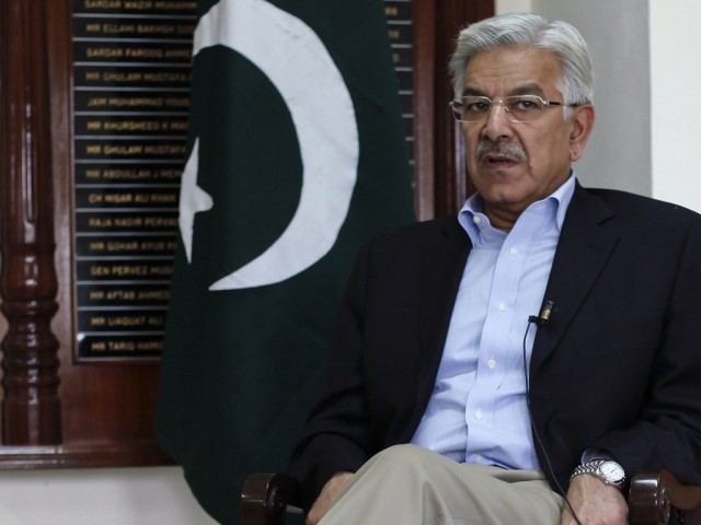 India does not want to see stable, prosperous Pakistan: Khawaja Asif