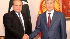 Nawaz says Pakistan eager to see prosperous Central Asia