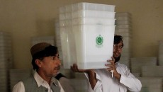 KPK LB polls: Election campaign gains momentum as polling day comes closer