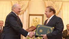 Pakistan, Belarus ink agreements, MoUs in various sectors