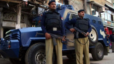 Three policemen shot dead in Karachi
