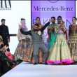 Ali Xeeshan Dazzles the ramp at Doha Fashion Week
