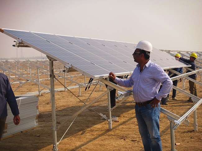 First unit of Quaid-e-Azam Solar Park inaugurated