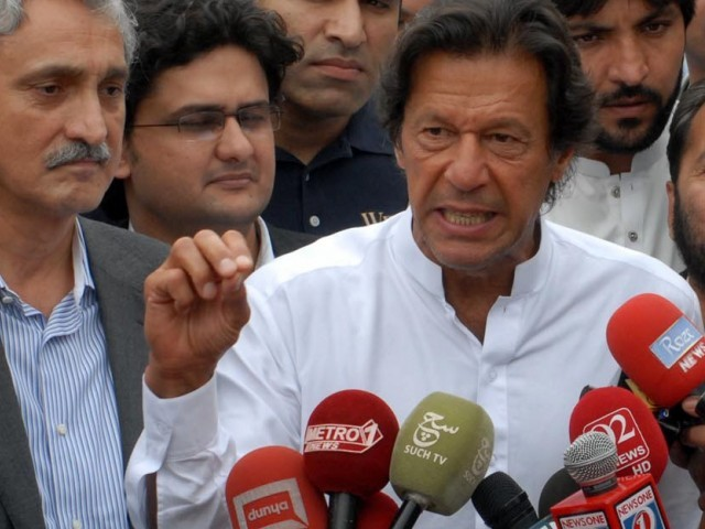 Imran Khan slams Modi for failure to move towards peace