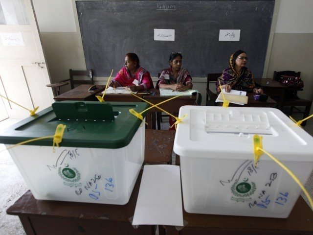 ECP to establish 14,000 more polling stations for 2018 polls