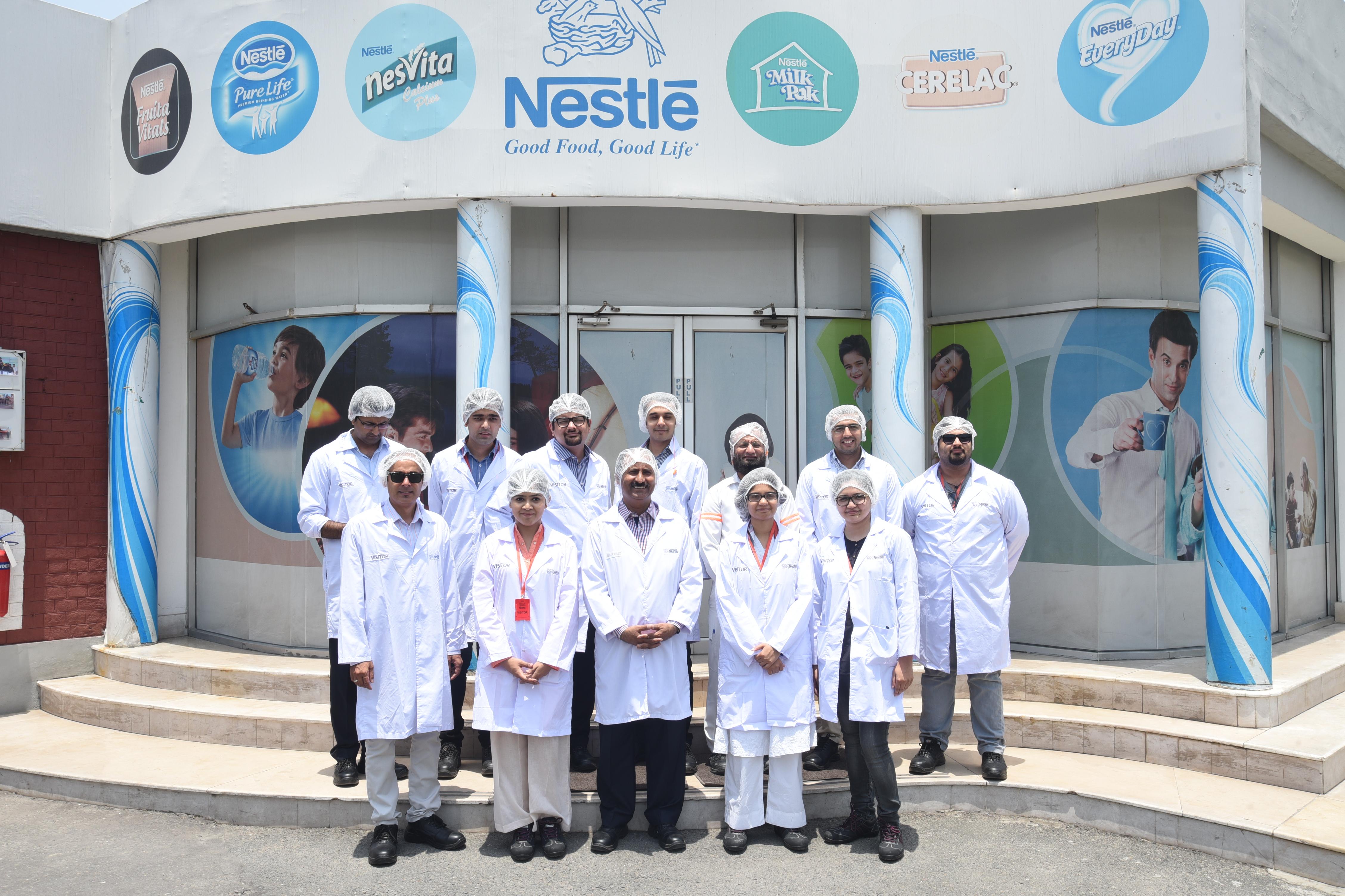 Nestlé Pakistan Becomes a Women Empowerment Principles signatory
