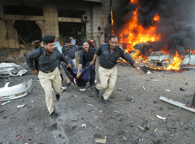 pakistan and the war in terrorism India has said islamabad's consistent use of war and terrorism has been at the cost of development of the people of pakistan(reuters.